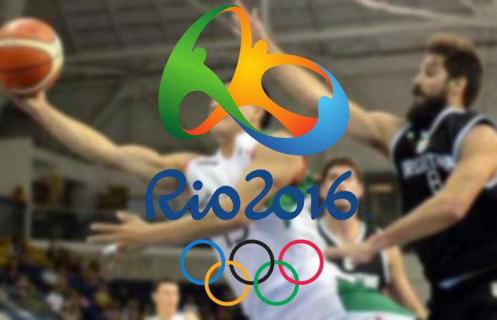Río 2016: así se jugó la primera jornada de baloncesto
