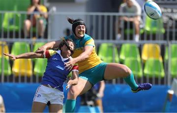 Río 2016: Colombia cayó ante Fiji en rugby