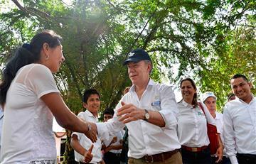 Santos tiene el 25 % de aprobación tras seis años en la Presidencia