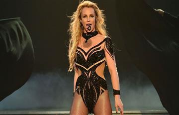 """Britney Spears estrena video """"Make Me"""""""