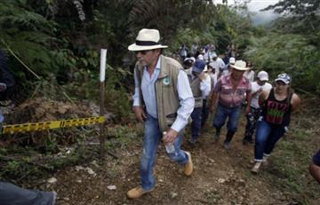 Comisión de verificación llegó a Colombia para visitar zonas de concentración
