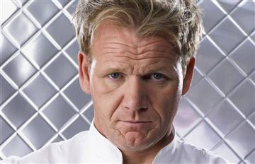 El Chef Gordon Ramsay le dijo adiós a las arrugas
