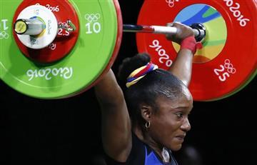 Río 2016: Lina Rivas ganó diploma olímpico