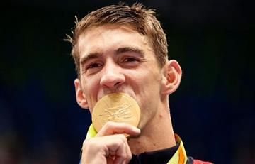 Río 2016: Michael Phelps alcanza 23 medallas olímpicas