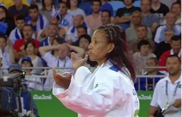 Río 2016: Yadinis Amaris perdió contra Kosovo en Judo