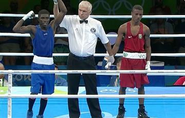 Río 2016: Yuberjen Martínez a los cuartos de final en Boxeo