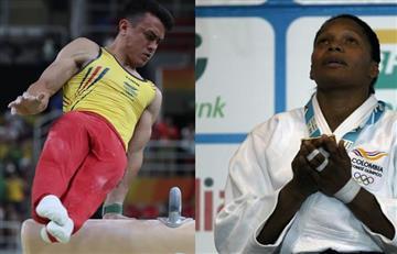 Río 2016: Yuri Alvear y Jossimar Calvo van por el oro