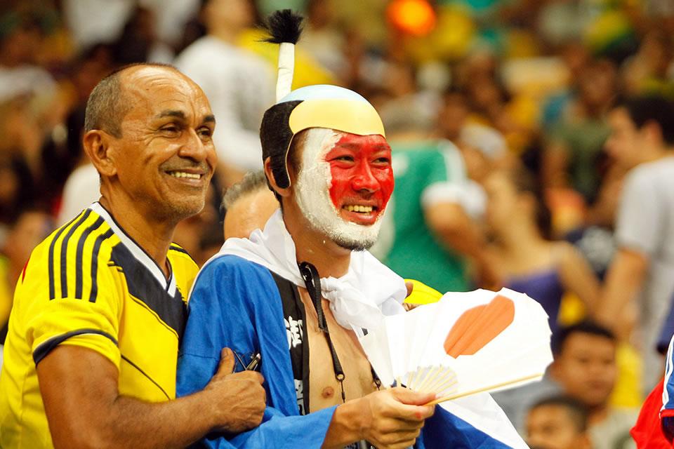 Selección Colombia y lo que nadie vio del empate ante Japón