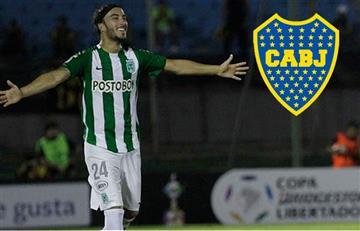 Boca Juniors prepara una oferta formal por Sebastián Pérez