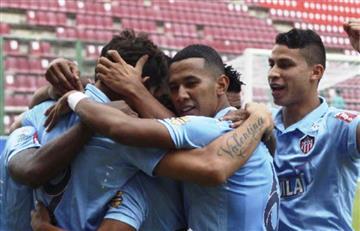 Junior puso un pie en la segunda ronda de la Copa Sudamericana