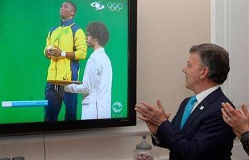 Óscar Figueroa: Así lo felicitaron los famosos por su oro
