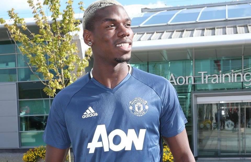 Paul Pogba: así fue la llegada del francés a Manchester