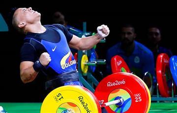 Río 2016: Luís Mosquera diploma olímpico