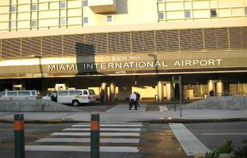 Dos muertos en el parqueadero del aeropuerto de Miami