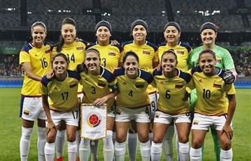 Río 2016: Adiós decoroso de Colombia en fútbol femenino