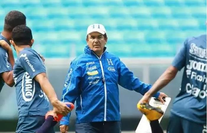 Río 2016: Jorge Luis Pinto, con Honduras, clasificó eliminando a Argentina
