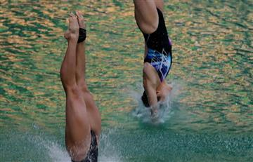 Río 2016: polémica por color verde en piscina de clavados