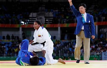 Río 2016: Yuri Alvear clasifica a finales