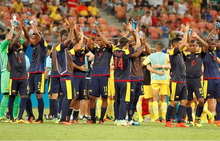 Río 2016: Colombia ganó y clasificó a cuartos de final