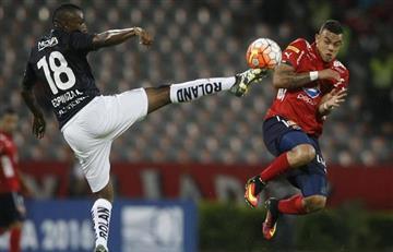 Amargo debut del Medellín en la Sudamericana (FOTOS)