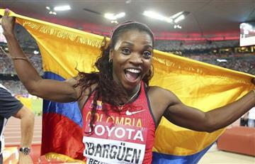 Caterine Ibargüen: Una esperanza de oro llega a Río