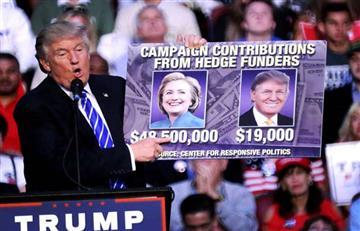 Donald Trump: Barack Obama y Hillary Clinton fundadores de ISIS