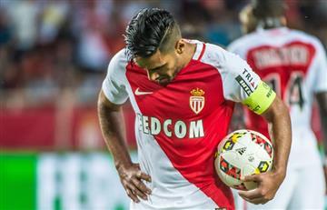Falcao García no iniciará la liga con el Mónaco
