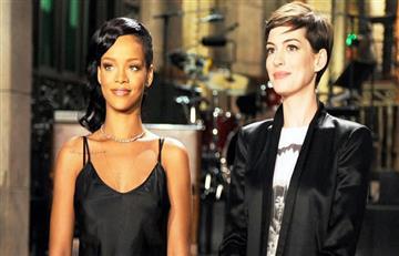 Rihanna y Anne Hathaway estarán en 'Ocean's Eleven'