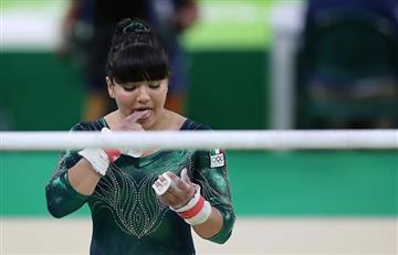 Río 2016: Esta gimnasta fue criticada por su peso