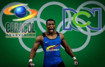 Río 2016: La paliza de Caracol a RCN en los Olímpicos