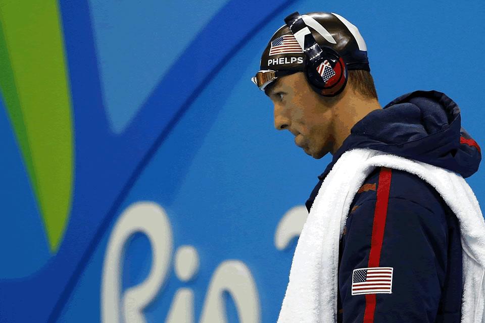 Río 2016: Michael Phelps hace historia en los Juegos Olímpicos