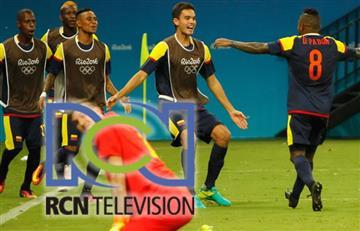 Río 2016: RCN y su irrespeto con los futbolistas de la Selección Colombia