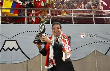 Santa Fe cobrará por ver el trofeo de la Copa Suruga Bank