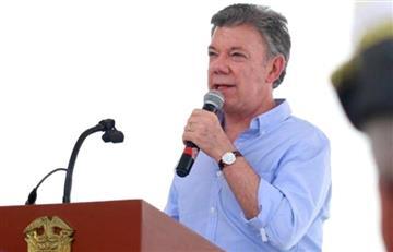 Santos visitará a Maduro para analizar la reapertura de la frontera