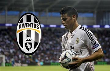 James Rodríguez: Juventus vuelve a estar interesado por el colombiano