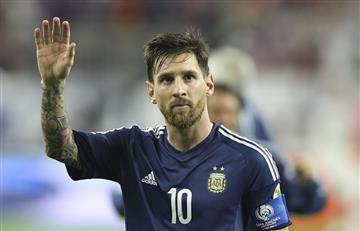 Lionel Messi seguirá en la selección Argentina