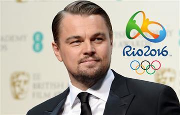 Río 2016: ¿Leonardo DiCaprio ganó medalla de plata?