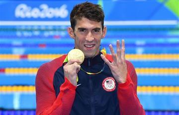 Río 2016: suspenden partido de NFL para ver a Michael Phelps