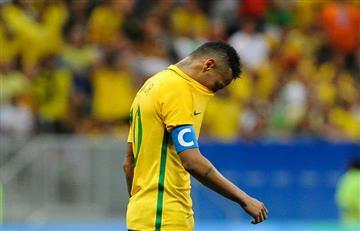 Neymar en duda y puede favorecer a la Selección Colombia