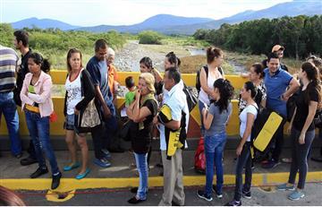 La apertura de la frontera colombo-venezolana