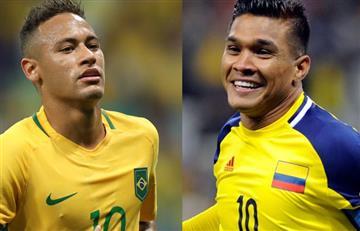 Brasil vs. Colombia: Previa datos y alineaciones