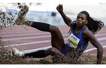 Río 2016: Caterine Ibargüen pasa a las finales
