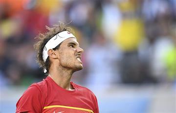 Río 2016: Rafael Nadal es eliminado por Juan Martín del Potro