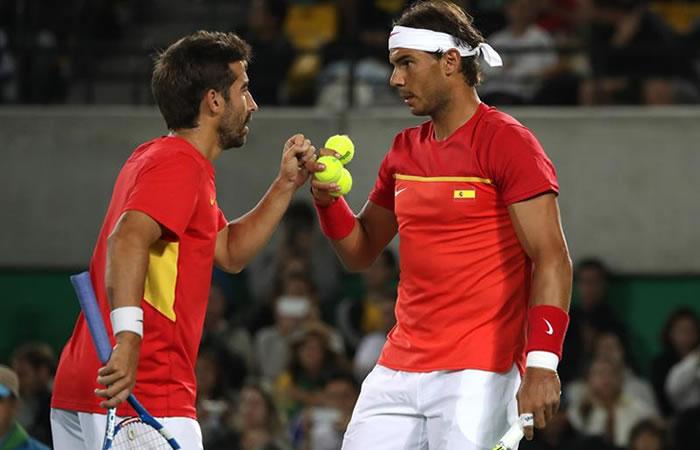 Río 2016: Rafael Nadal y Marc López ganan medalla de oro