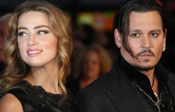 Vídeo de Johnny Depp maltratando a Amber Heard