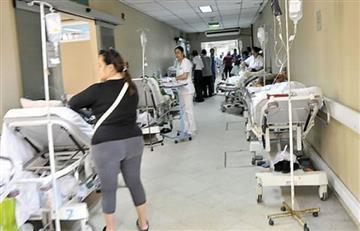 Denuncian hacinamiento en el Hospital Santa Clara