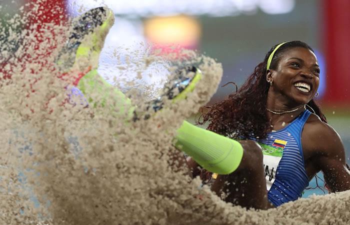 Río 2016: Caterine Ibargüen se quedó con el oro