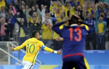 Río 2016: Colombia perdió ante Brasil y quedó eliminada
