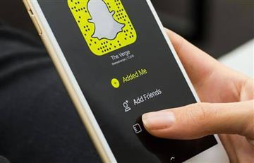 Snapchat es acusada de racismo por un filtro
