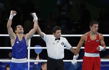 Río 2016: Ceiber Ávila clasifica a cuartos de final en boxeo